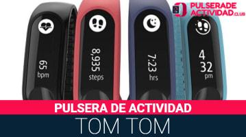 Pulsera de Actividad TomTom
