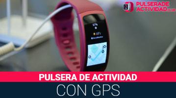 Pulsera de Actividad con GPS