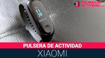 Pulsera de Actividad Xiaomi