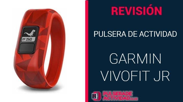 Pulsera de Actividad Garmin Vivofit jr