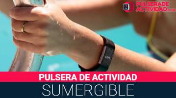 Pulseras de Actividad Sumergible / Para Nadar