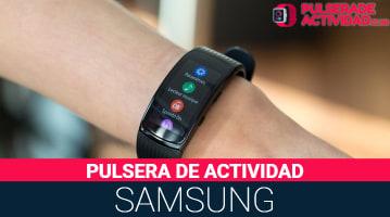 Pulsera de Actividad Samsung