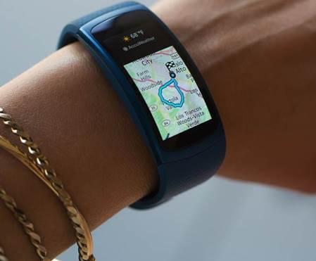 Opiniones sobre la Samsung Gear Fit 2