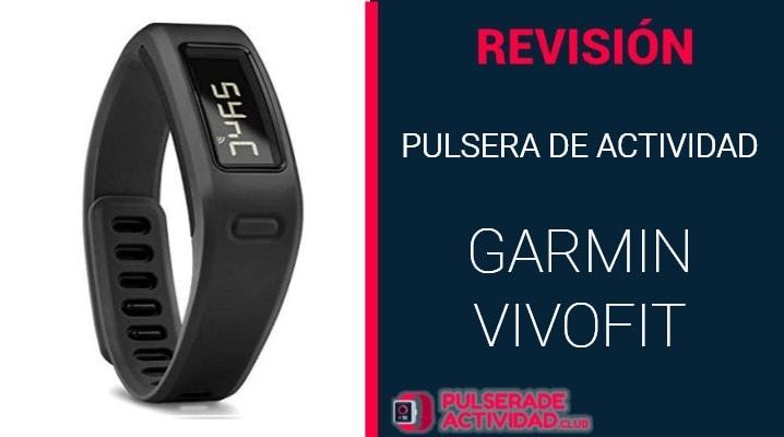 Pulsera de Actividad Garmin Vivofit