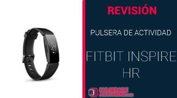 Pulsera de Actividad Fitbit Inspire HR