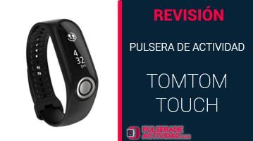 Pulsera de Actividad Tomtom Touch
