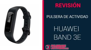 Pulsera de Actividad Huawei Band 3e
