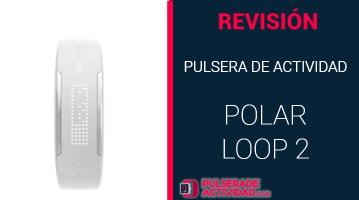 Pulsera de Actividad Polar Loop 2